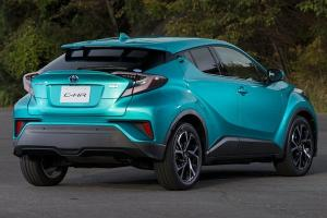 After Corolla Cross' success, Toyota C-HR is now a hybrid-only model in Thailand