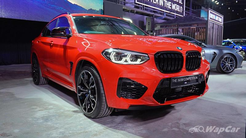 2020 (F98) BMW X4 M Competition launched in Malaysia, 510 PS/600 Nm, from RM 904k 02
