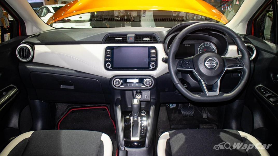 2020 Nissan Almera Interior 001