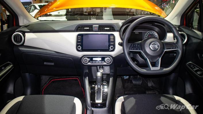 2020 Nissan Almera Public Interior 001