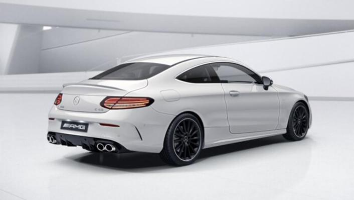 2018 Mercedes-Benz AMG C-Class Coupe AMG C 43 4MATIC Exterior 006