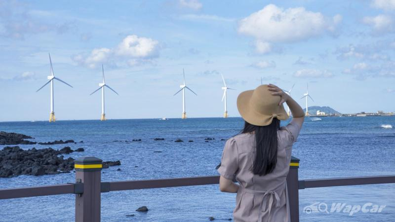 Fuel from water? Hyundai is building a wind farm to extract hydrogen from the sea 02