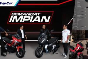 Honda ADV 150 kini di Malaysia, harga RM11,999