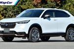 Honda HR-V 2021 laku keras – sebulan 32,000 tempahan, varian e:HEV berwarna putih paling popular!