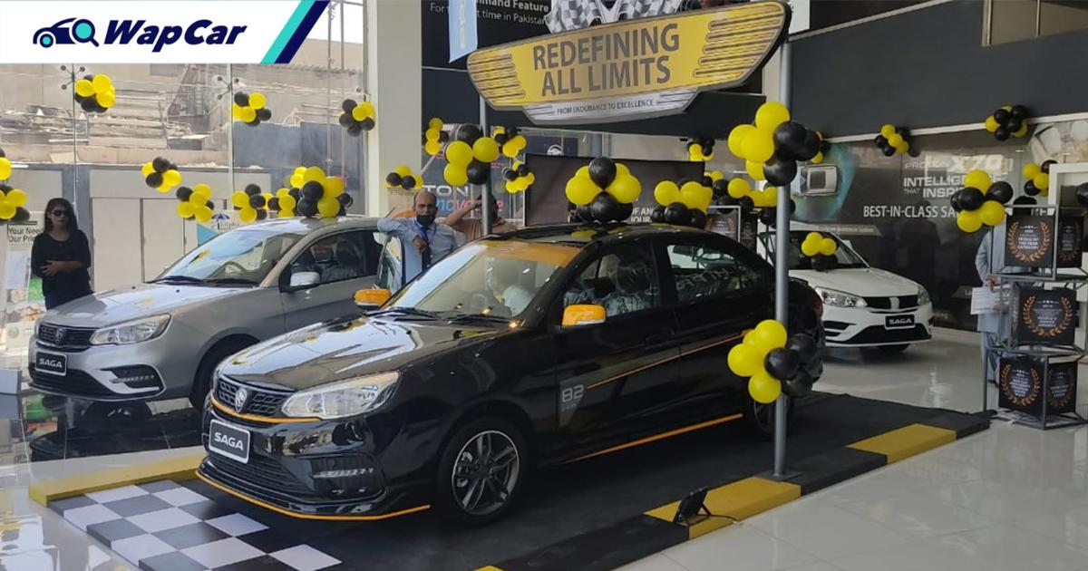 Limited to only 100 units, over 5k Pakistanis take part in Proton Saga R3 lucky draw 01