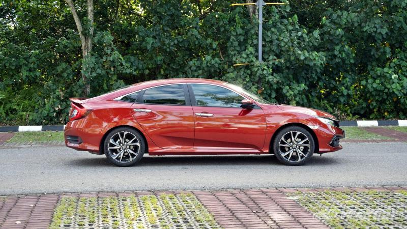COTY 2020 – Why younger rivals still can't unseat the 2020 Honda Civic (FC) from its throne? 02