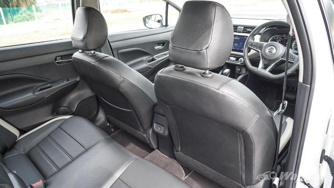 2020 Nissan Almera 1.0L VLT Interior 033