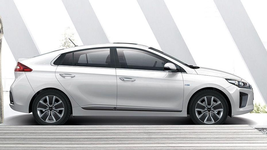 Hyundai Ioniq (2018) Exterior 006