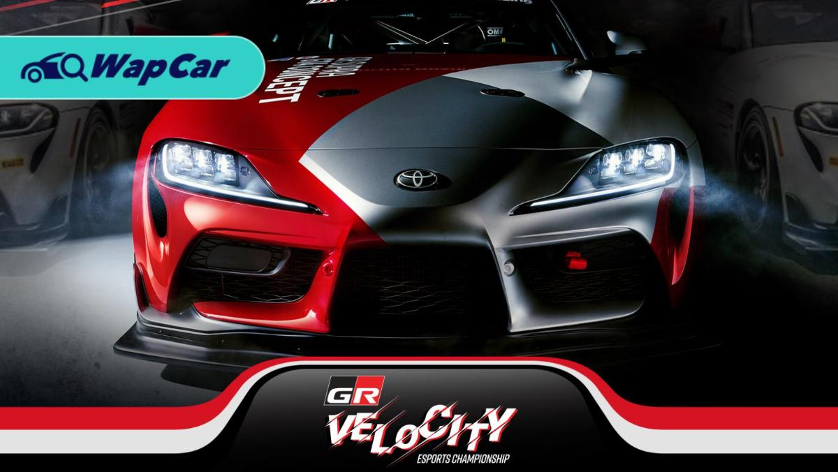 Start your Toyota Supra engines, Toyota GR Velocity Esports Championships is back 01