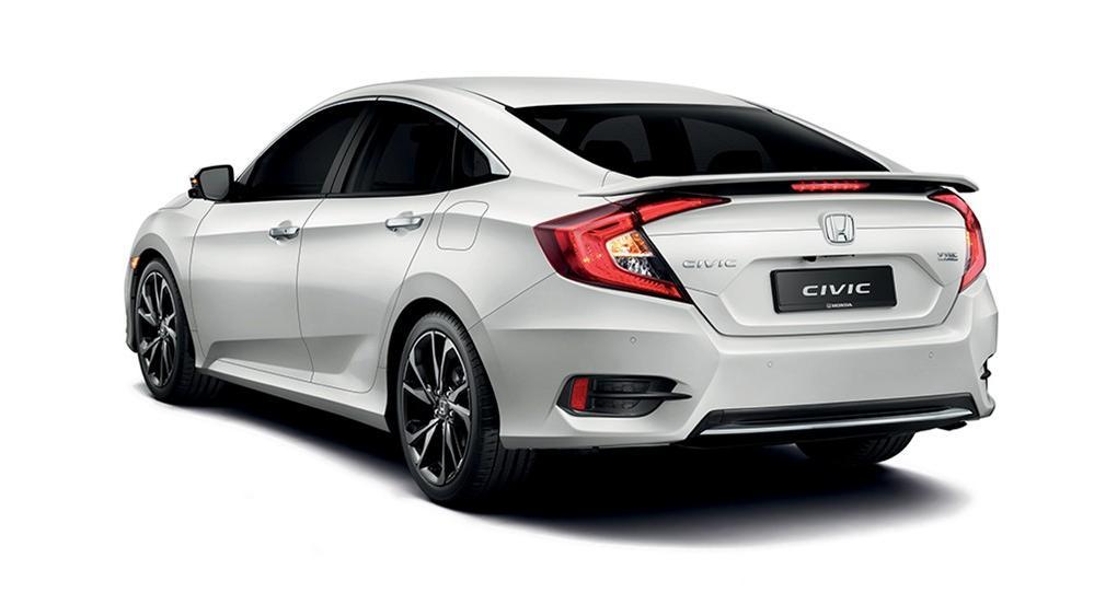 2020 Honda Civic Exterior 005
