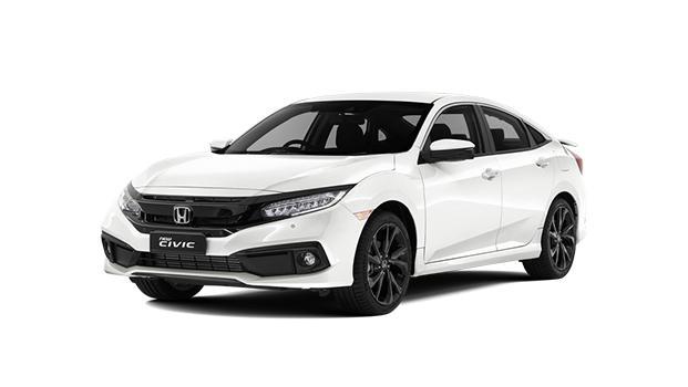 2020 Honda Civic Exterior 001