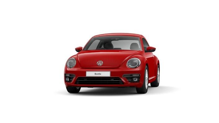 Volkswagen Beetle (2018) Exterior 002