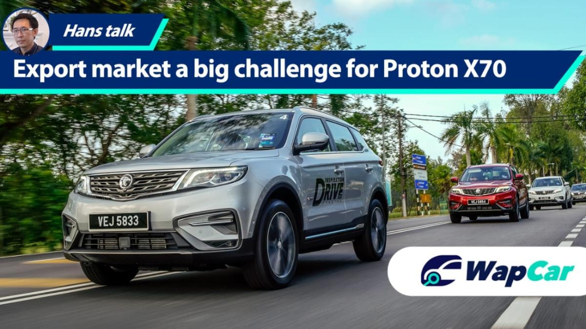 Will Indonesian buyers accept the Proton X70? 01