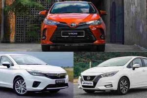Honda City vs Nissan Almera vs Toyota Vios: Which B-segment in Malaysia offers the best fuel economy?