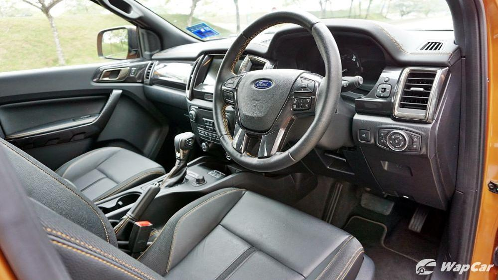 2018 Ford Ranger 2.0 Bi-Turbo WildTrak 4x4 (A) Interior 002