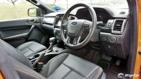 2018 Ford Ranger 2.0 Bi-Turbo WildTrak 4x4 (A) Exterior 002