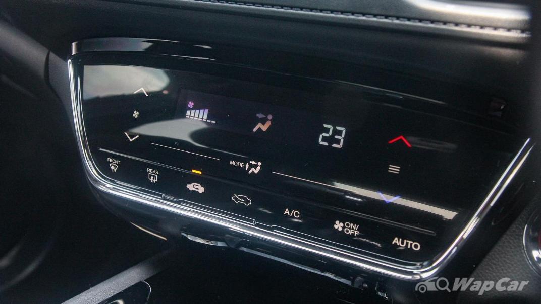 2019 Honda HR-V 1.8 RS Interior 080