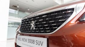 2019 Peugeot 3008 THP Plus Allure Exterior 013