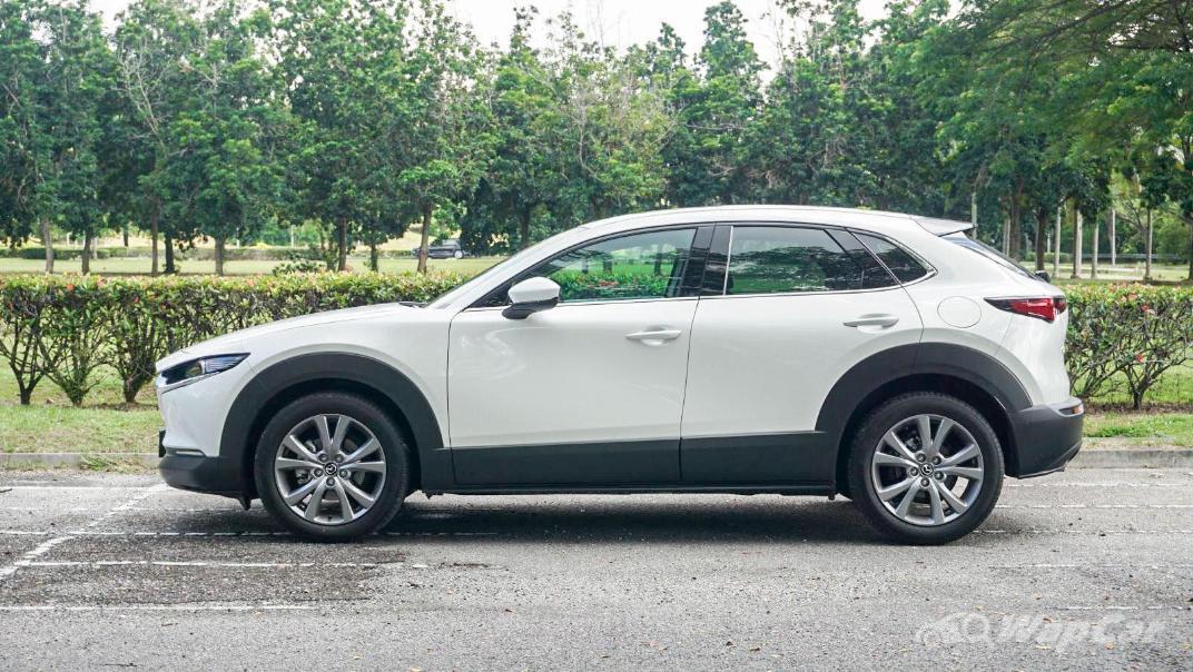2020 Mazda CX-30 SKYACTIV-G 2.0 High Exterior 008