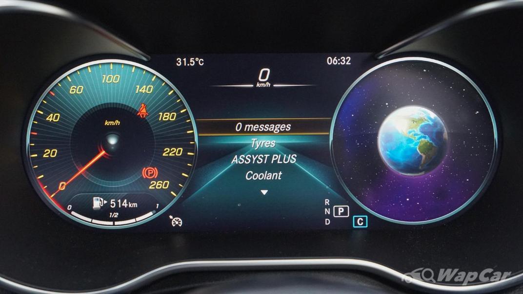 2020 Mercedes-Benz C-Class C 200 AMG Line Interior 010