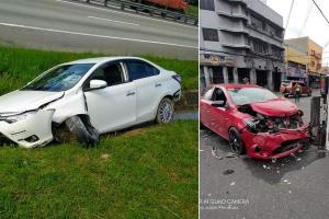 Toyota Vios 'total lost' di saman setahun kemudian - bagaimana boleh berlaku?