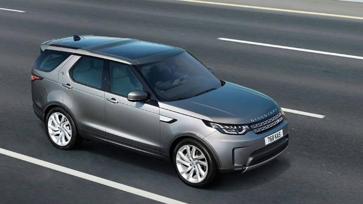 Land Rover Discovery (2018) Exterior 008