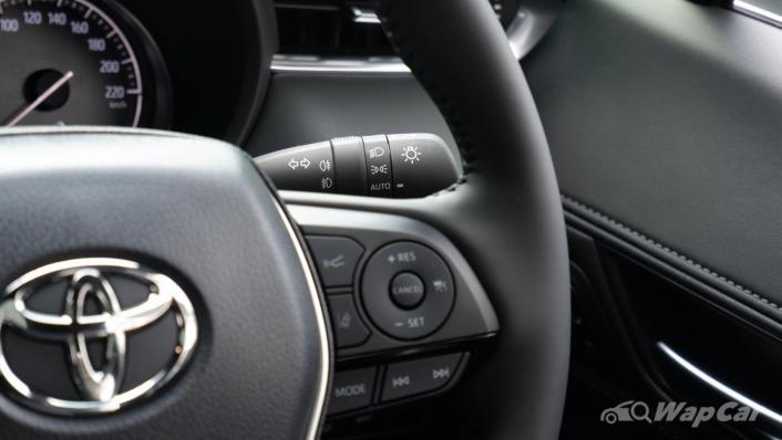 2021 Toyota Harrier 2.0 Luxury Interior 007