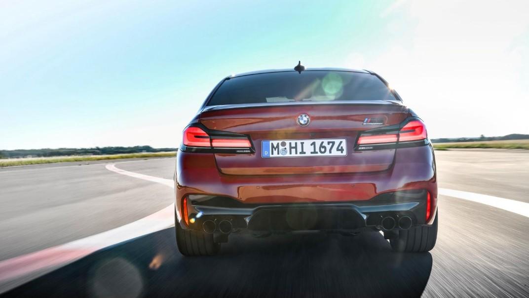 2020 BMW M5 Exterior 012