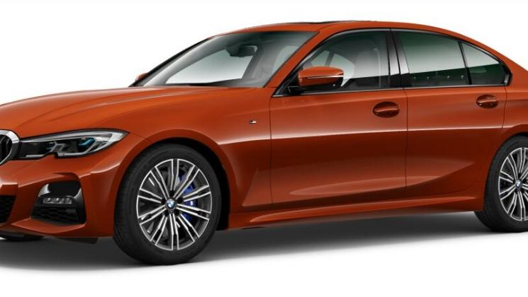 BMW 3 Series (2019) Others 005