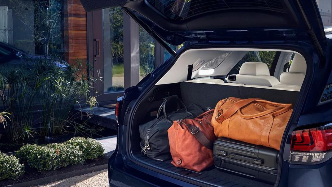 Lexus RX (2019) Interior 011