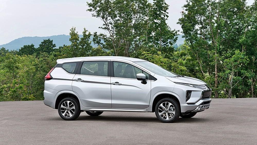 2020 Mitsubishi Xpander Upcoming Version Exterior 041