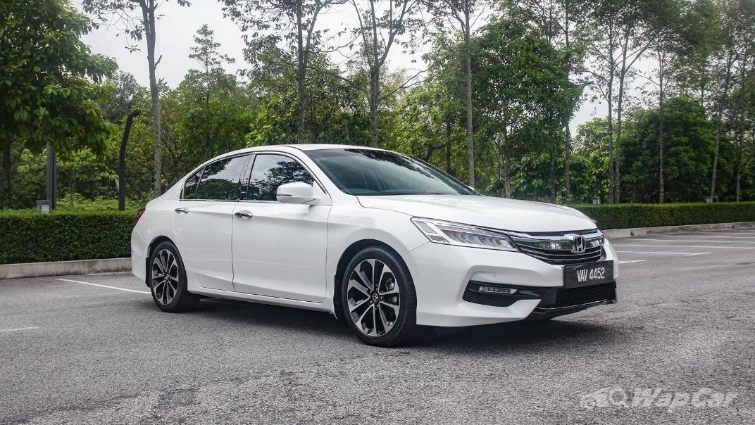 2018 Honda Accord 2.4 VTi-L Advance Exterior 037