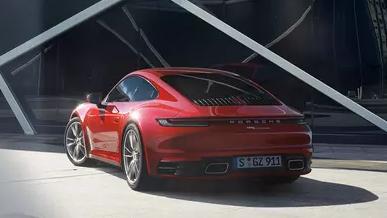 2019 Porsche 911 The new 911 Carrera Exterior 004