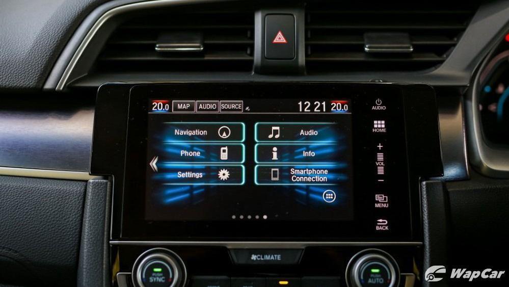 2018 Honda Civic 1.5TC Premium Interior 012