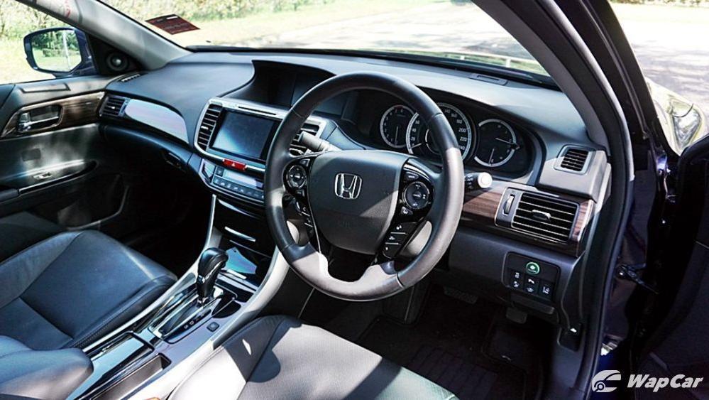 2018 Honda Accord 2.4 VTi-L Advance Interior 002