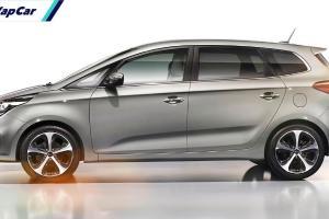 Kia KY bakal diperkenalkan pada tahun ini, saingan Perodua Alza?