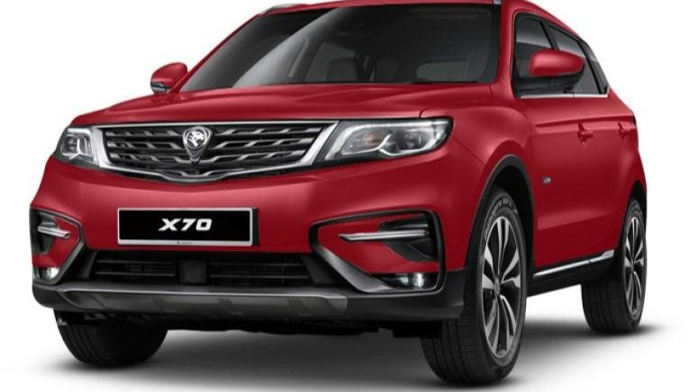 Proton X70 (2018) Others 003