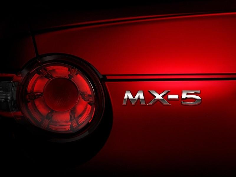 2020 Mazda MX-5 RF facelift badge