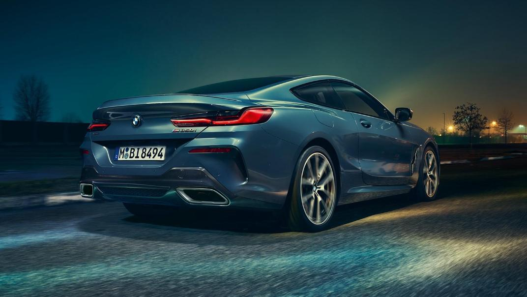 2020 BMW M850i xDrive Coupe Exterior 017