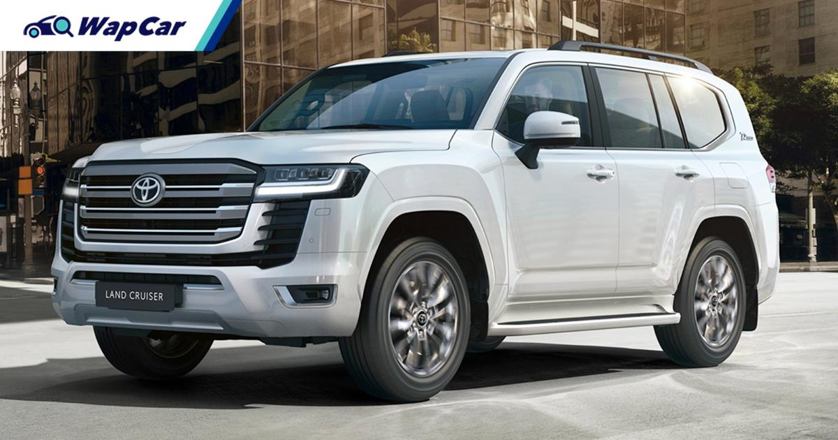 Toyota confirms resale restrictions for 2022 Land Cruiser 300 in Japan 01