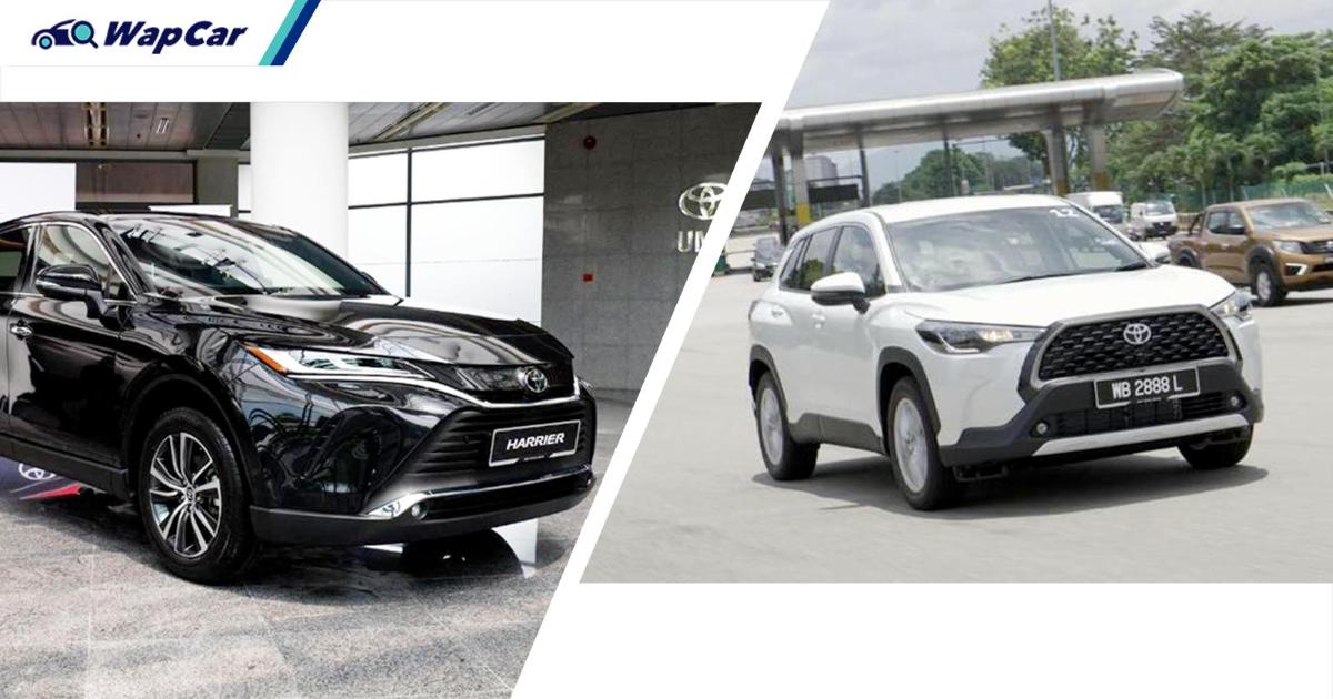 UWM Toyota sold 9,280 cars in April 2021; Sales led by Toyota Corolla Cross and Toyota Harrier 01