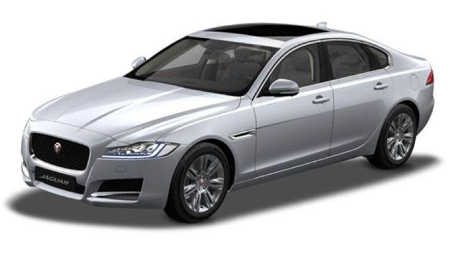 Jaguar XF (2017) Others 018