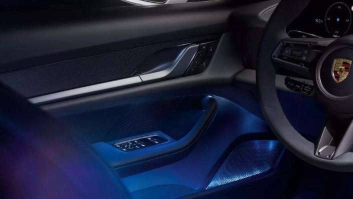 Porsche Taycan(2019) Interior 005