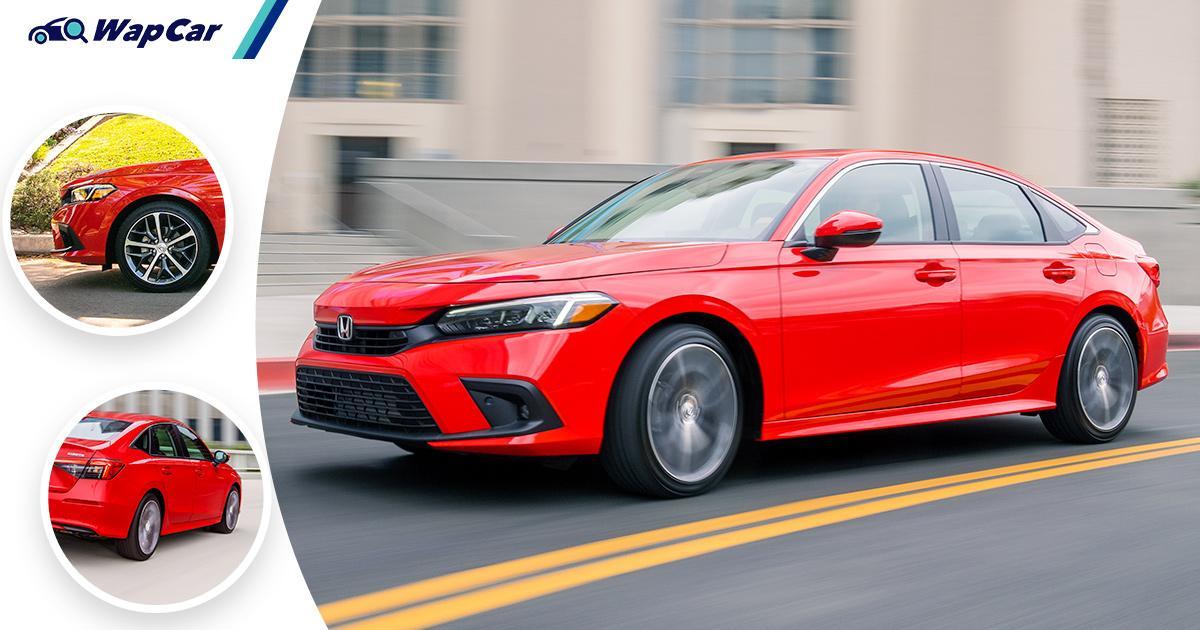 All-new 2022 Honda Civic begins USA sales; Corolla rival starts from RM 90k 01