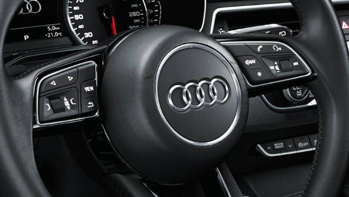 Audi A4 (2019) Interior 004