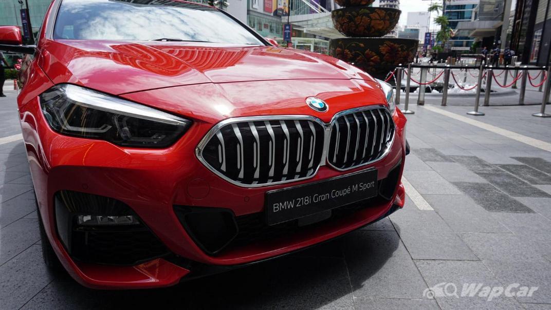 2020 BMW 2 Series 218i Gran Coupe Exterior 038