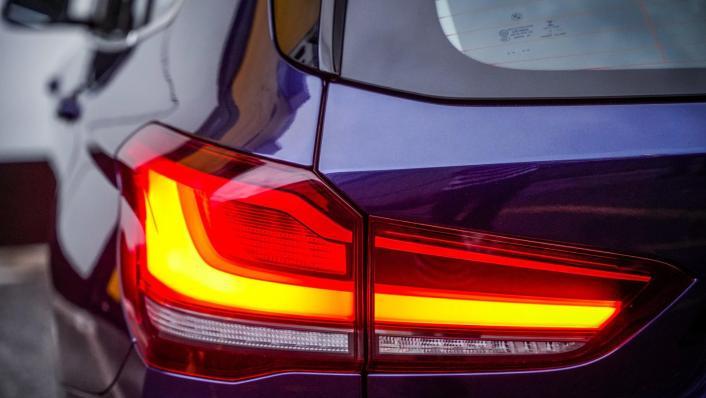 2020 BMW X1 sDrive18i Exterior 008