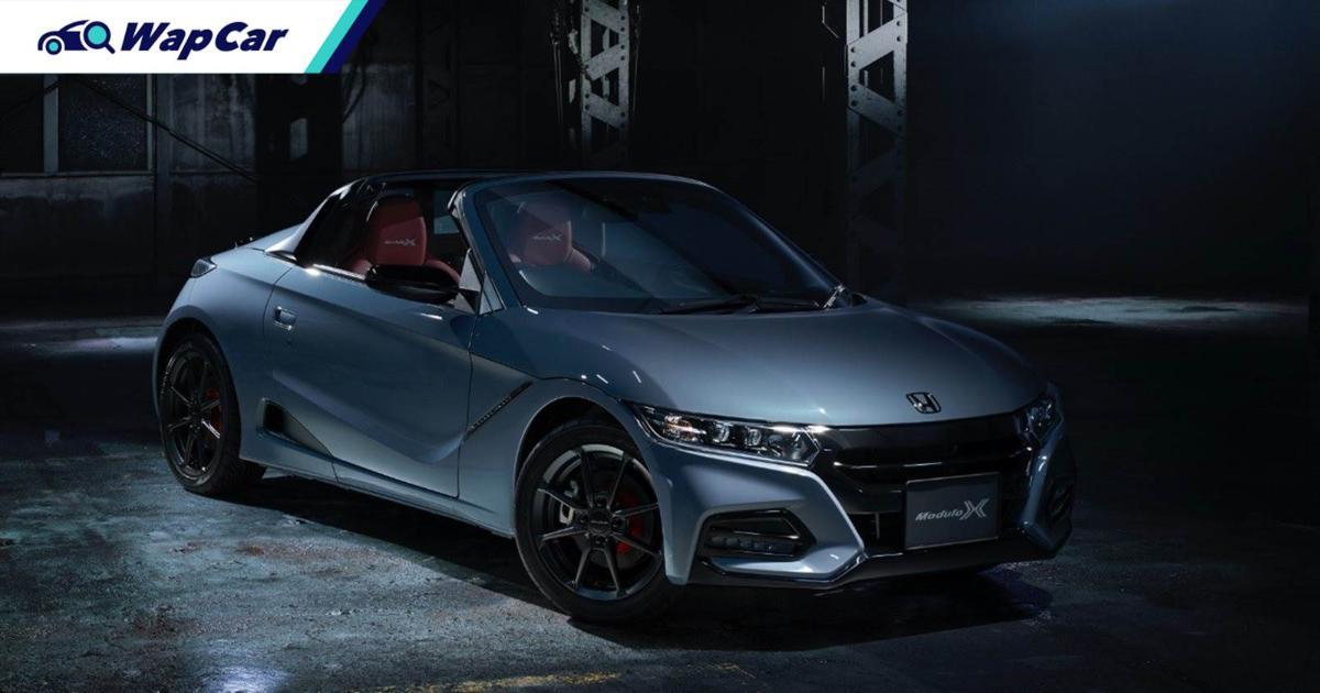 Final edition Honda S660 Modulo X Version Z sold out! The little kei sports car is no more 01