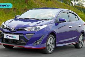 Adakah Toyota Vios masih relevan berbanding Nissan Almera dan Honda City baru?