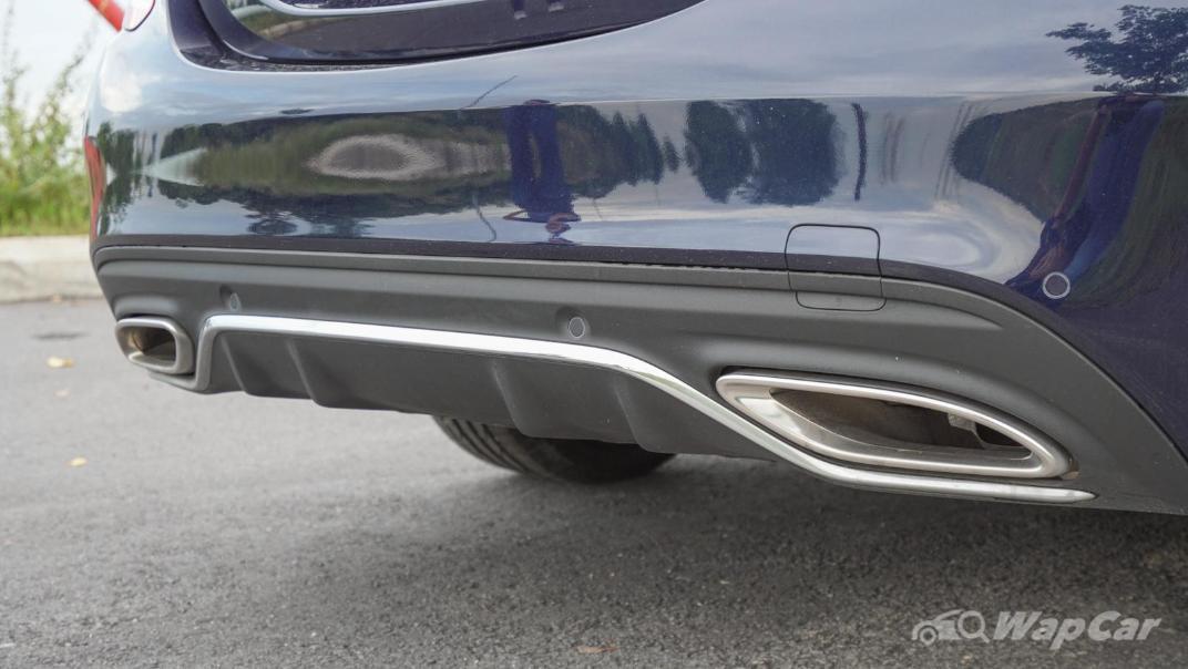 2020 Mercedes-Benz C-Class C 200 AMG Line Exterior 019